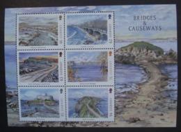 Guernsey      Europa  Cept   Brücken   2018    ** - 2018
