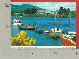 CARTOLINA VG IRLANDA - The River Shannon At KILLALOE Co. Clare - 10 X 15 - 1991 - Clare