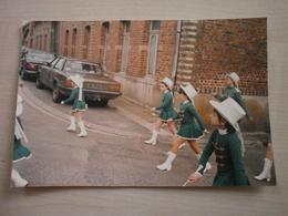 Photo Ancienne 1986 GROUPE ENFANTS MAJORETTES Département Nord - Anonymous Persons