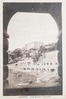 Cartolina Levanto - Villa Boselli E Castello - 1930 - La Spezia