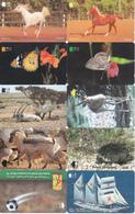13 Télécartes OMAN Lot1 - Oman