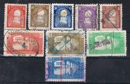 Serie Completa MARRUECOS Español, Telegrafos 1938. Vistas,  Num 42-50 º - Spanisch-Marokko