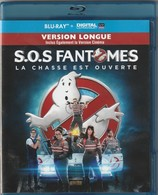 DVD Blu Ray SOS FANTOMES Longue Et Nouvelle Version - Fantasy