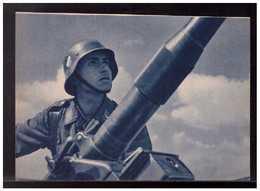 DT- Reich (008903) Propagandakarte Flaksoldat Abwehrbereit, Ungebraucht - Germany