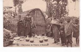 CONGO BELGE(LEOPOLDVILLE) POTERIE(TYPE) - Kinshasa - Léopoldville