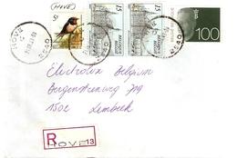Belgie R Letter 2003 ... Ak800 - Belgique