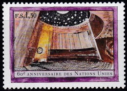 UNO-Genf, 2005, 508, MNH **, 60 Jahre Vereinte Nationen (UNO). - Office De Genève