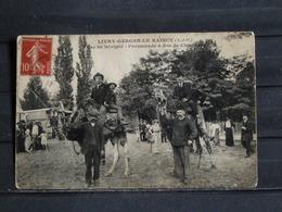 Z30 - 93 - Livry-Gargan - Le Raincy - Lac De Sévigné - Promenade à Dos De Chameau - Livry Gargan