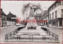 Grote Kaart Kapellen Gekarteld 1962 Standbeeld Der Gesneuvelden 1914-1918 WW1 WWI - Kapellen