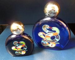 2 Flacons,  Niki De Saint Phalle  -  6 ML Et 30 Ml  (vides) - Réf, P 09 - Non Classés