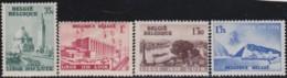 Belgie     .    OBP   .   484/487  .     **      .    Postfris   .   /   .   Neuf SANS Charniere - Unused Stamps