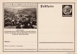 Carte Entier Postal Ganzsache Postkarte - Duitsland