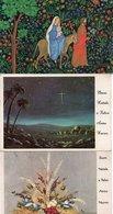 ITALY-LOTTO  POST CARD-BUON NATALE - Christmas