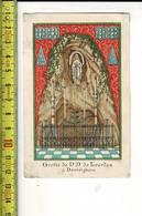 5176 - GROTTE DE N.D. DE LOURDES A DESSELGHEM - BRUGIS 1878 - Images Religieuses