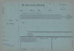 Poftanweifung - Germany