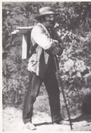 Cpm 10x15 . CEZANNE Partant Pour Le Motif à Auvers 1874  Photo ARTEPHOT - Peintures & Tableaux