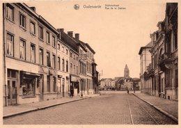 +-1950: OUDENAARDE: Stationstraat / Rue De La Station. - Oudenaarde