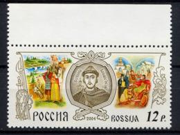 RUSSIE RUSSIA 2004, Yvert 6836, Histoire De L'Etat Russe,  1 Valeur, Neuf / Mint. R1131 - 1992-.... Federazione