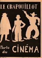 LE CRAPOUILLOT   1920 1° Mars   Parle Du Cinéma - 1900 - 1949