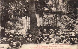 D31  BARBAZAN  THERMAL  Le Parc Pendant Le Concert  ............. . - Barbazan