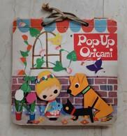 POP-UP ORIGAMI By Tatsuyuki Tanaka. BIKEN-SHA 1962. Kitty Book - Other