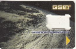 F.Y.R.O.M. - Makedonski Telecom GSM, Used - Macedonia