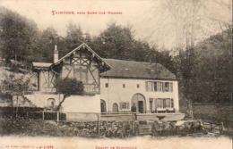 D88  TAINTRUX  Chalet De Rougiville - Autres Communes