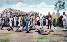 Chinese Execution  En 1912 - Cina