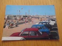SOMME - CAYEUX SUR MER - N°E 80.182.29.1.0119 - Plage - Véhicule - Circulé Flamme 1976 Marianne 0,80F - Cayeux Sur Mer