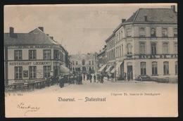 TORHOUT   STATIESTRAAT - Torhout