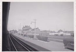 Gare De Landrecies 1938 (9 X 6) - Unclassified