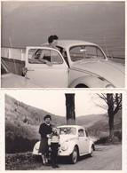 VW Coccinelle Photo 10 X 7 - Non Classificati