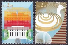 UNO-Genf, 2014, 860/61, MNH **, Freimarken. - Neufs