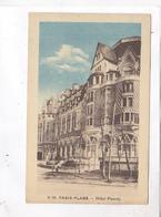 CPA DPT 62 LE TOUQUET, PARIS PLAGE, HOTEL PICARDY (voir Timbre) - Le Touquet