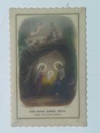 Holy Card 25 Santini Heilgenbild Holycard Images Pieuse Religieuse Image Epinal 1850  Jesus Maria Mary Bouasse Lebel - Santini
