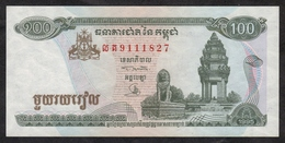 Cambodia :: 100 Riels 1995 - Cambodia