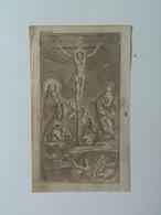Holy Card 30  Santini Heilgenbild Holycard Images Pieuse Religieuse Image Epinal 1850 Jesus Jezus - Andachtsbilder