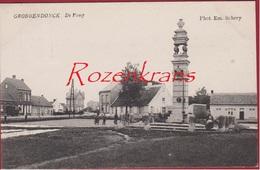 Grobbendonk Grobbendonck De Pomp 1909 Edit. Em. Schrey (zeer Goede Staat) - Grobbendonk