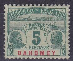 Dahomey    Timbres-taxe     N°1** - Dahomey (1899-1944)