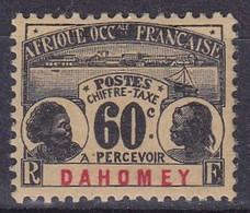Dahomey    Timbres-taxe     N°7** - Ungebraucht