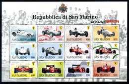 1998 SAN MARINO BF34 MNH ** - Blocchi & Foglietti