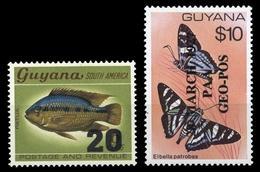 1986, Guyana, 1625 U.a., ** - Guyana (1966-...)