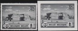 Belgie    .    OBP     .    537 A/B     .     **      .    Postfris  .   /   .   Neuf SANS Charnière - Unused Stamps