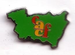 FF140 Pin's  Département Vosges CACF CAF C Achat Immédiat - Administración