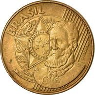 Monnaie, Brésil, 25 Centavos, 1999, TTB, Bronze Plated Steel, KM:650 - Brasil