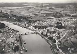 CPM Givet Vue Aérienne La Meuse Et Les Ponts - Givet