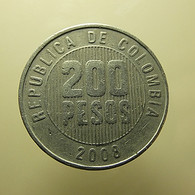 Colombia 200 Pesos 2008 - Colombia