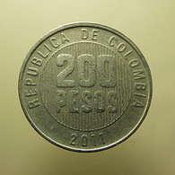 Colombia 200 Pesos 2011 - Colombia