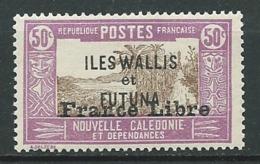 WALLIS ET FUTUNA   - Yvert N° 106 **    -  Ava 29001 - Neufs