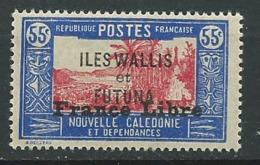 WALLIS ET FUTUNA   - Yvert N° 107 *    -  Ava 29002 - Neufs